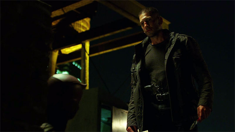 Netflix Daredevil The Punisher