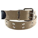 Canvas Grommet Belt