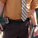 Dwight Schrute Cell Phone Belt Clip
