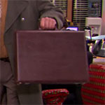 Dwight Schrute Briefcase