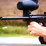 Dwight Schrute Paintball Gun