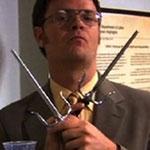 Dwight Schrute Sais