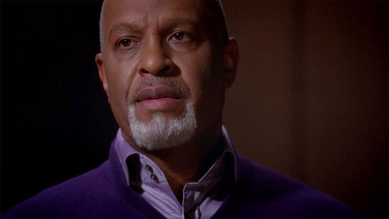Grey's Anatomy Dr. Richard Webber