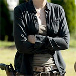 Maggie Greene Long Sleeve Work Shirt