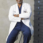 Richard Webber Lab Coat