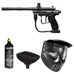 Spyder Paintball Gun Kit