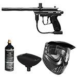 Spyder Paintball Gun Kit