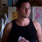 Alex Karev Black Tank Top