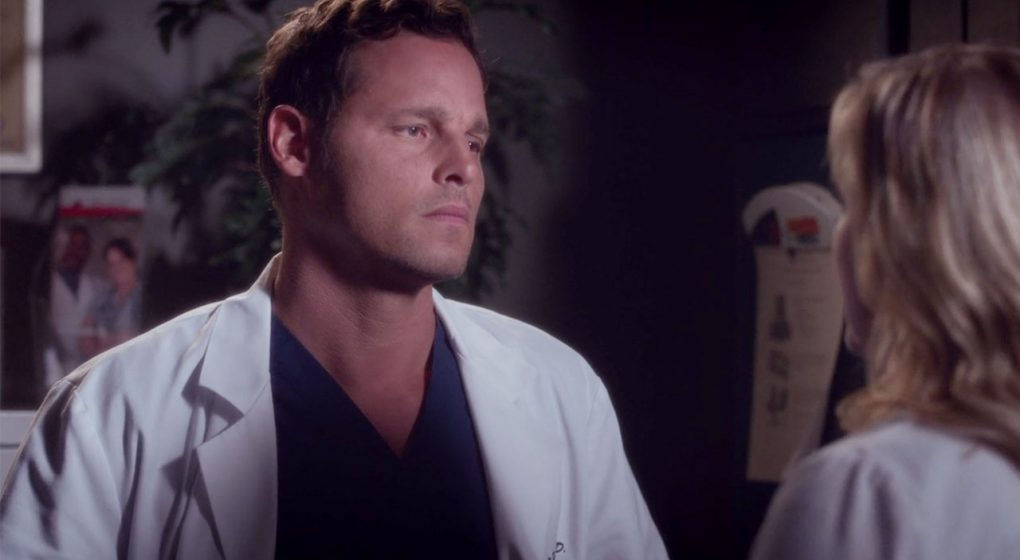 Grey's Anatomy Dr. Alex Karev