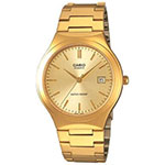Casio Gold Analog Wrist Watch