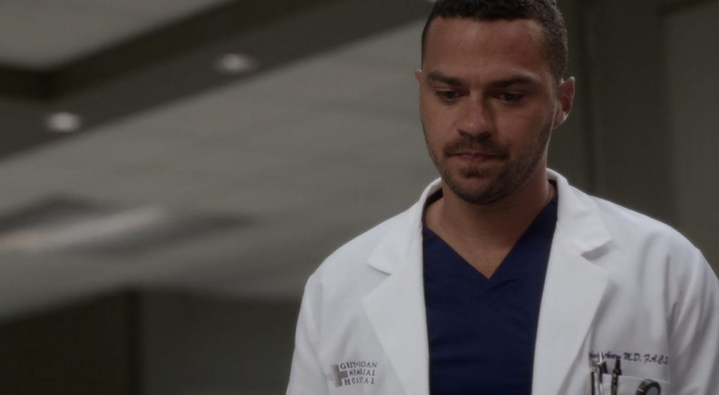 Grey's Anatomy Dr. Jackson Avery White Lab Coat