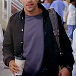 Jackson Avery Athletic Jacket