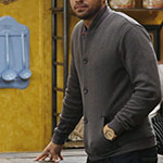Jackson Avery Gray Cardigan
