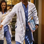 Jackson Avery Lab Coat