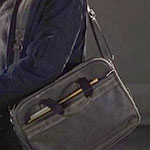 Jackson Avery Leather Briefcase