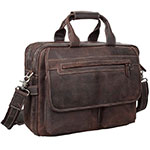 Szone Leather Carry Bag