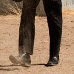 Gus Fring Black Boots