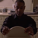 Gus Fring Black Dress Shirt