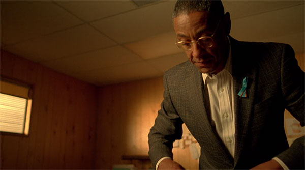 Breaking Bad Gus Fring Gray Jacket