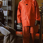 Gus Fring Orange Rain Suit