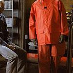 Gus Fring Orange Rain Suit