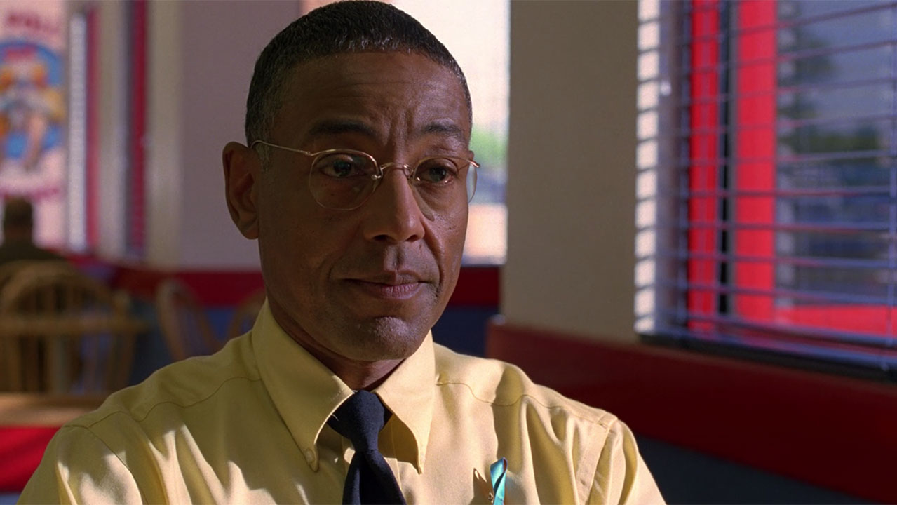 Gus Fring is the unassuming, polite restaurant manager who secretly ...