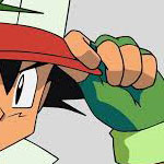 Ash Ketchum Green Gloves