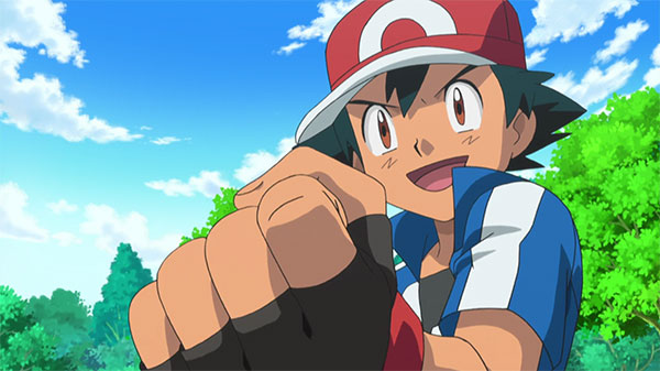 Pokemon Ash Ketchum Gloves and Hat