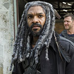 Ezekiel's dreadlocks