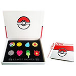 Kanto Pokemon Gym Badges