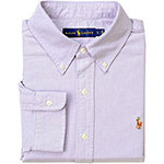 Polo Ralph Lauren violet dress shirt