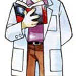 Professor Oak's lab coat