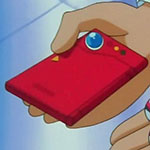Professor Oak's Pokedex