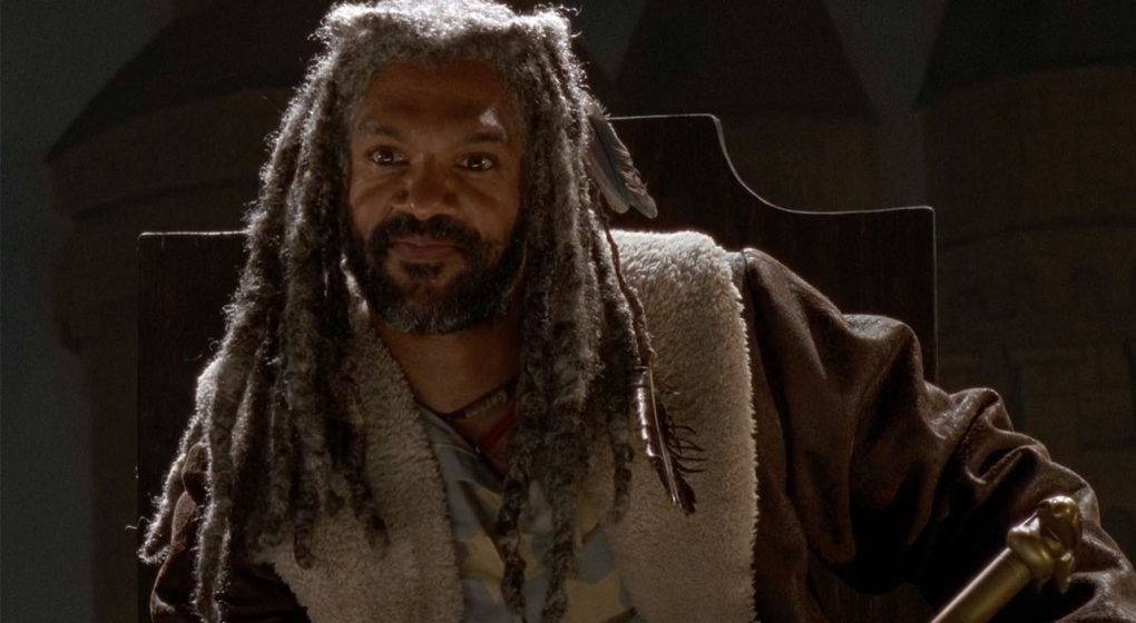 The Walking Dead King Ezekiel