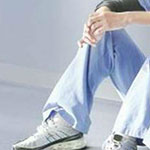 Cristina Yang white tennis shoes