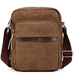 Eshow shoulder bag brown