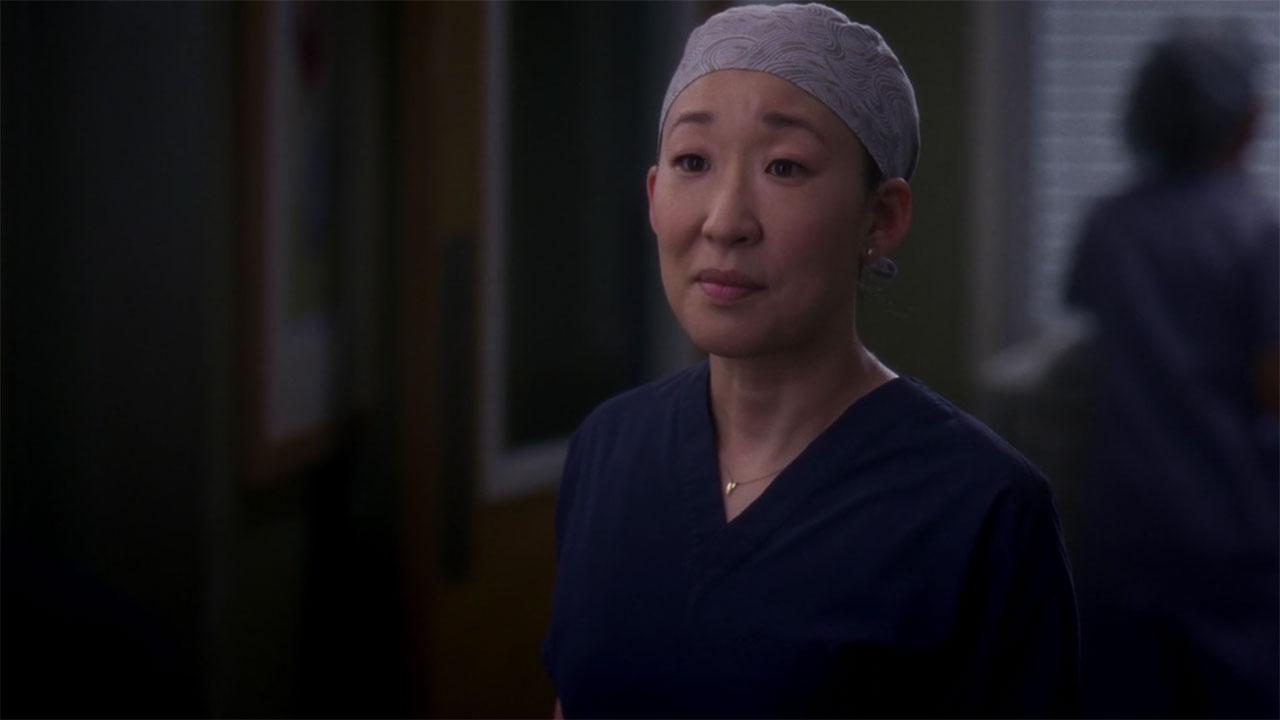 Grey's Anatomy Cristina Yang