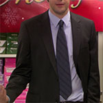 Jim Halpert navy suit jacket