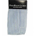Ralph Lauren blue striped boxers