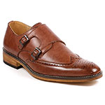 UV Signature brown dress shoes