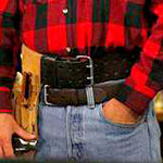Andy Bernard tool belt