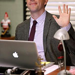 Andy Bernard Macbook