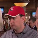 Andy Bernard red Cornell hat
