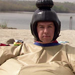 Andy Bernard sumo suit