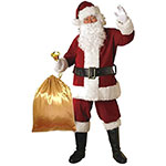 Orolay Santa Claus costume