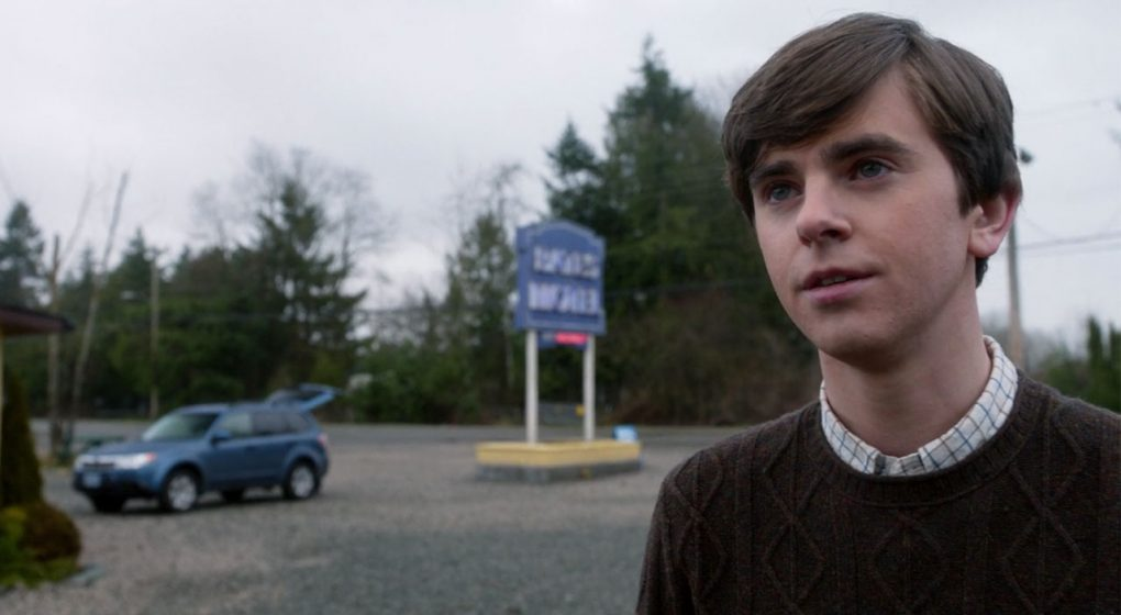 Bates Motel Norman Bates