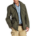 Alpha Industries m65 jacket olive green