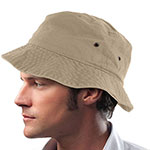 Bucket fishing hat khaki