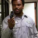 Darryl Philbin warehouse work shirt