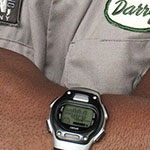 Darryl Philbin wrist watch